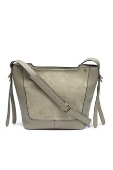 Softee Bucket Across-Body Bag