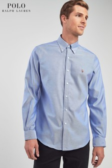 Polo Golf by Ralph Lauren Navy Oxford Shirt