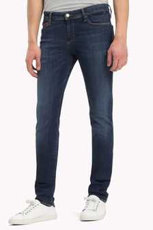 Tommy Jeans Skinny Simon Dynamic Dark Stretch Jean