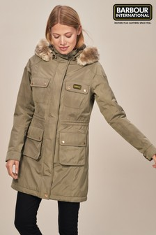 Barbour® International Imantra Mink Jacket