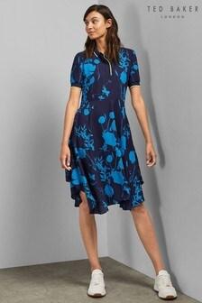 Ted Baker Bluebell Midi Dress