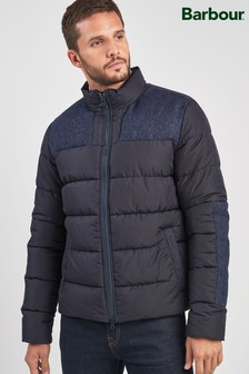 barbour dhow quilted jacket