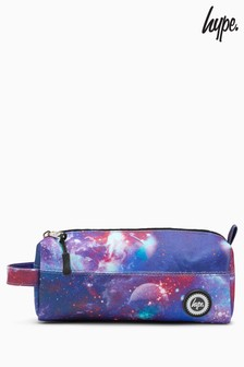Hype. Nebula Print Pencil Case