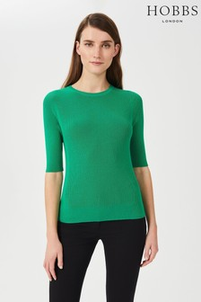 Hobbs Green Ingrid Sweater