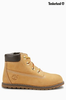 Timberland® Wheat Pokey Pine 6 Inch Boot