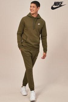 Nike Club Olive Green Jogger