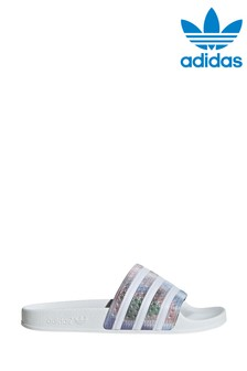 adidas Originals Blue Adilette Sliders