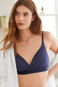 Daisy Light Pad Non Wired Modal Lounge Bra