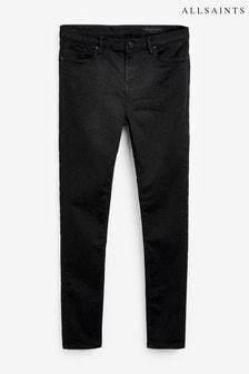 AllSaints Black Gracie Jeans