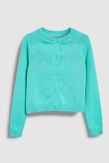 基本款開襟毛衣 (3-16歲)