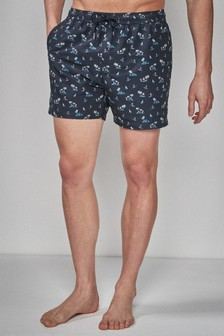 Surfer Print Swim Shorts