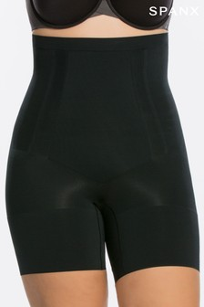 SPANX® Curve Firm Control Oncore High Waisted Thigh Shorts