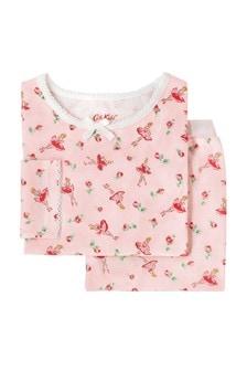 סט פיג'מה של Cath Kidston® דגם Ballerina Rose Kids
