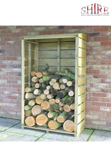 Tall Log Store