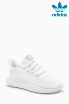 adidas Originals White Tubular Shadow