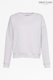 Great Plains Pink San Jose Crew Neck Sweatshirt