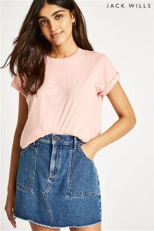 Jack Wills Endmoor Boyfriend T-Shirt