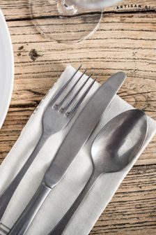 16 Piece Artisan Street Cutlery Set