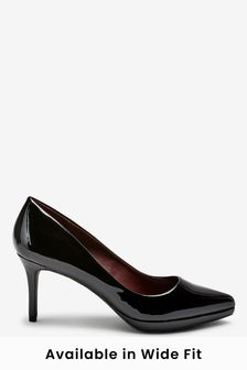 Platform Court Shoes