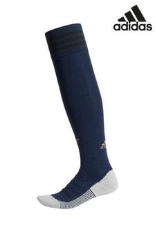 جوارب مباراة الذهاب نادي Real Madrid 2019/2020 أزرق داكن من adidas