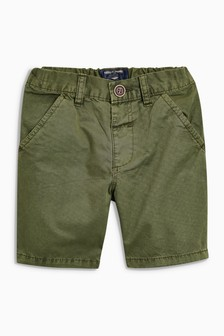 Chino Shorts (3mths-6yrs)