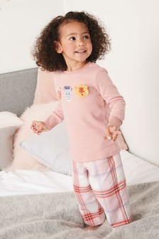 1 Pack Character Woven Bottom Pyjamas (9mths-8yrs)