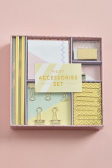Confetti Stationery Set