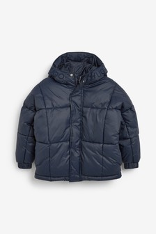 BOSS by Hugo Boss Navy Zip Jacket