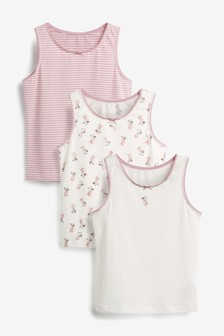 3 Pack Fairy Character Vests (1.5-12yrs)