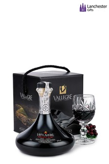Vista Alegre Ruby Port Decanter Gift Set by Lanchester Gifts