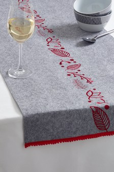 Felt Table Runner