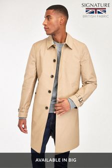 British Millerain Signature Longer Length Mac