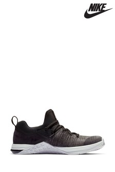 Nike Train Black Metcon Flyknit 3 Trainers