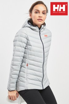 Helly Hansen Grey Verglas Insulator
