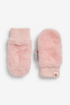 Fleece Mittens (Younger)