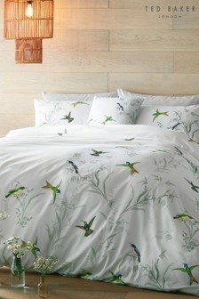Ted Baker Fortune Birds Cotton Duvet Cover