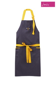 Joules Bee And Striped Apron