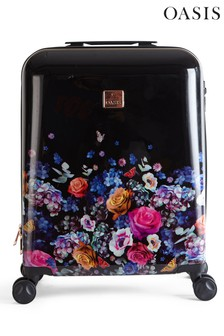 Oasis Floriana Print Medium Suitcase