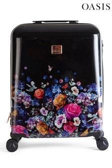 מזוודה בינונית עם הדפס Floriana של Oasis
