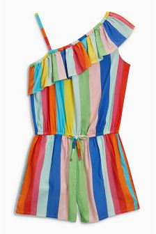 Printed Playsuit (3-16yrs)