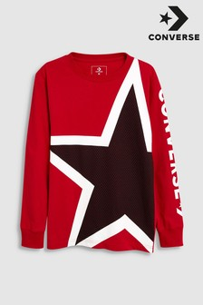 Converse Star Long Sleeve T-Shirt