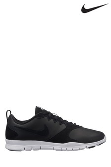 Nike Gym Black Flex Essential Leather