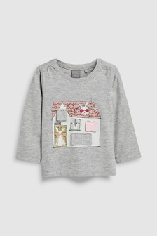 Interactive T-Shirt (3mths-6yrs)