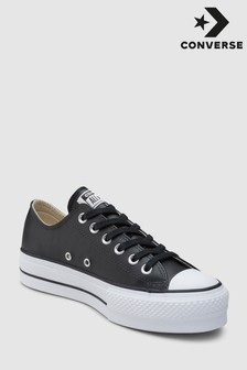 Converse Chuck Ox Leather Lift