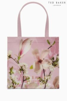 Ted Baker Pale Pink Avscon Harmony Icon Large Shopper