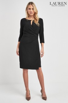 Lauren Ralph Lauren® Black Kelby Dress