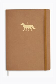 A5 'Sly Fox' Notebook