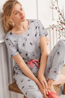 Short Sleeve Pyjamas