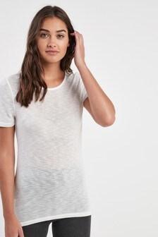 Lace Layer T-Shirt