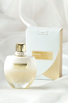 White Amber Eau De Parfum 100ml